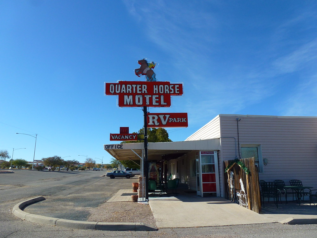 Motel  In Benson Az