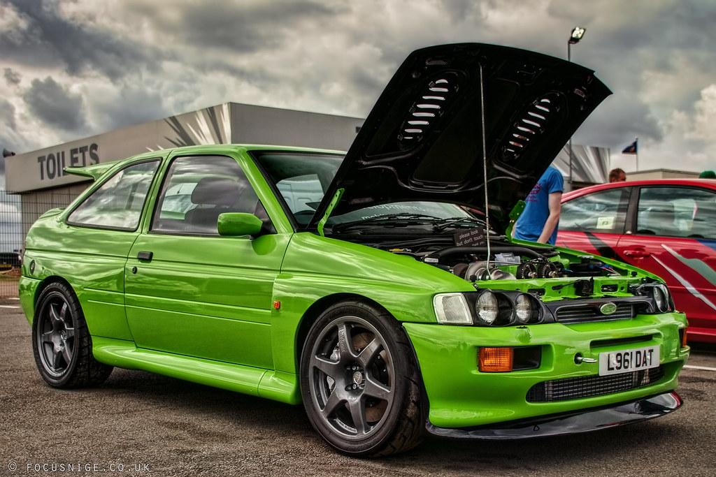 Escort Cosworth | Ford Escort RS Cosworth | focusnige | Flickr
