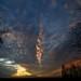 Harrow-on-the-Hill sunset