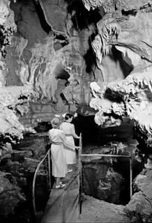 Women exploring the Oregon Caves | by OSU Special Collections & Archives : Commons