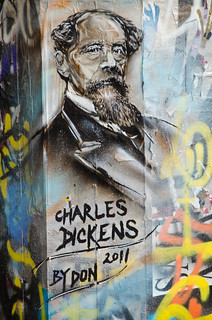Charles Dickens by Don | by garryknight