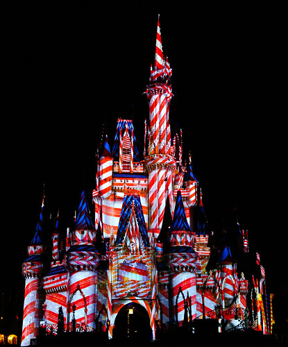 Candy Cane Castle | by Paul Gowder
