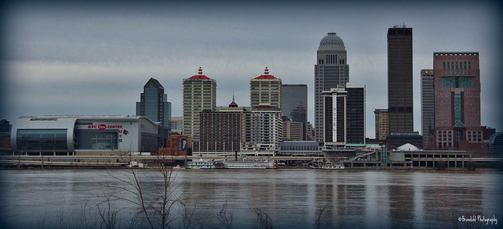 Louisville Skyline Img 5757 60d Louisville Kentucky