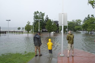 Hurricane Irene flooding | by LetterB