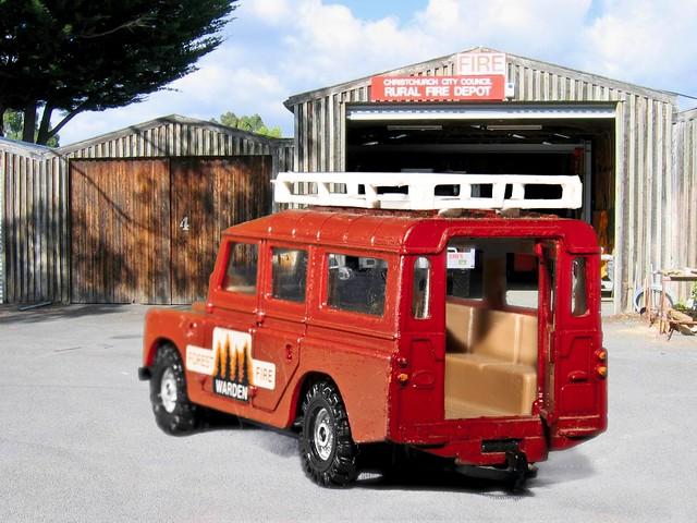 Toys Land Rover 39