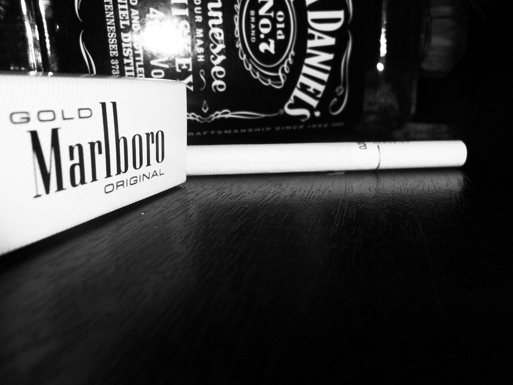 Marlboro And Jack Daniels