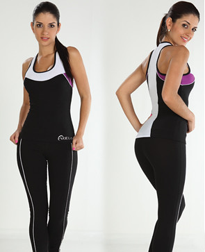 Mujeres En Ropa Deportiva 1ab51a478055