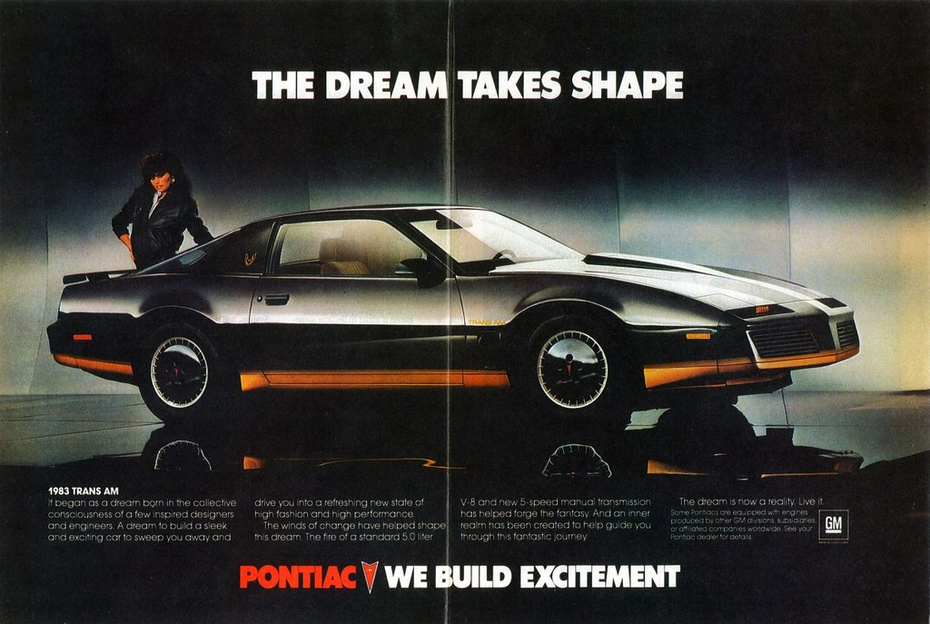 1983 Pontiac Firebird Trans Am Alden Jewell Flickr