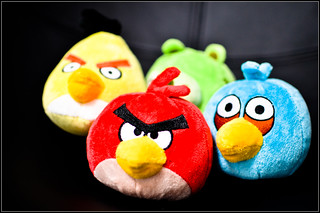 Angry plushes | by OmarRiva