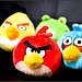 Angry plushes