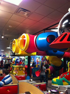 Chuck E Cheese 9196 N Skyview Avenue Mo 64154 Picture