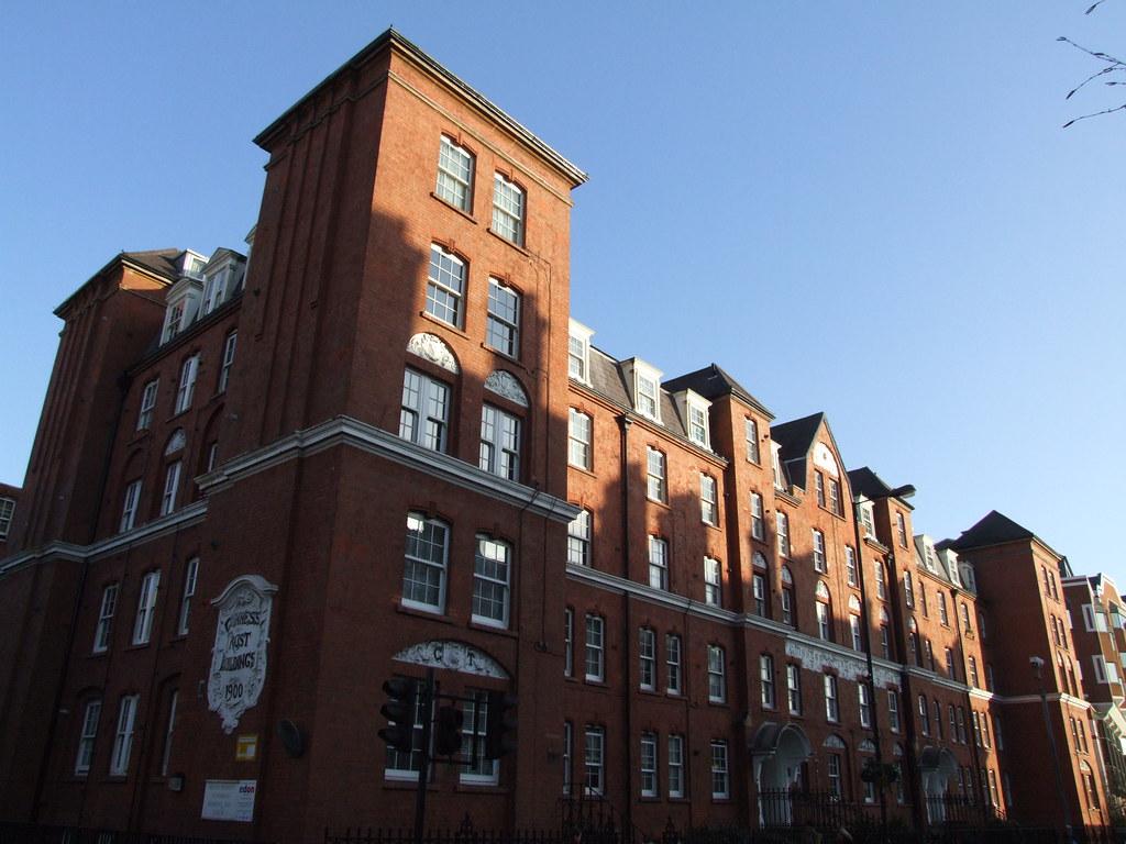 Guinness Trust Buildings London