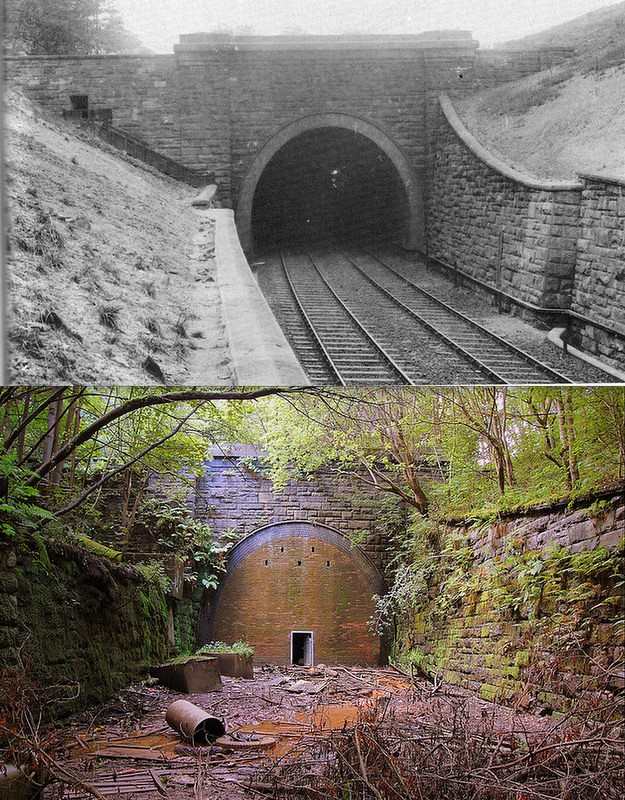 Gildersome Tunnel: The...