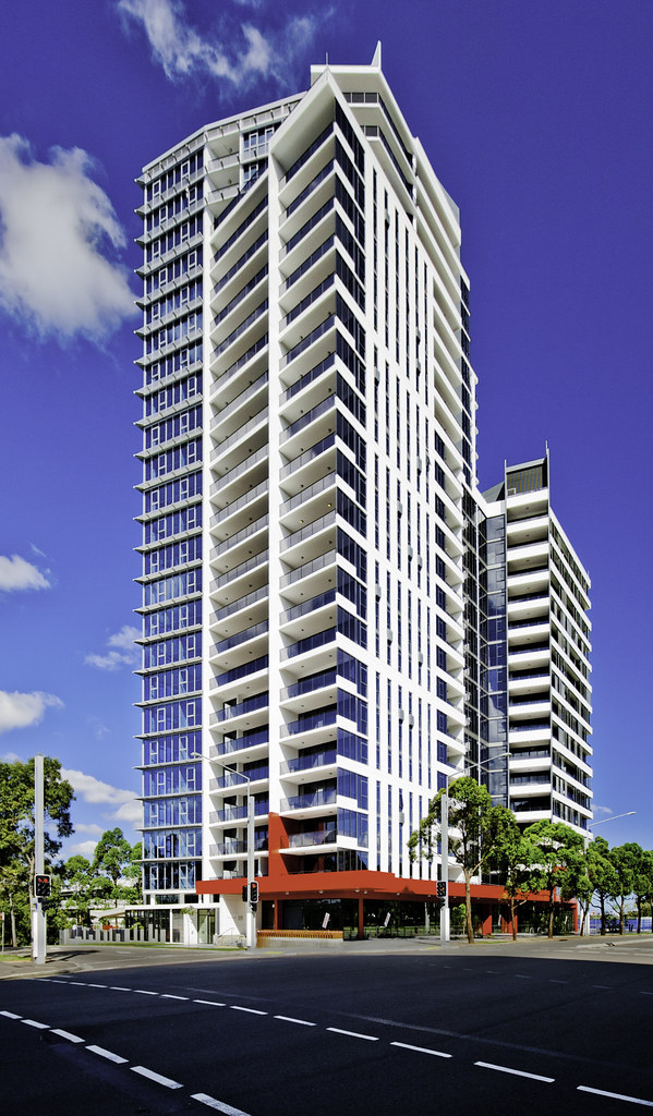 Australia Towers 11 Australia Ave Sydney Olympic Park