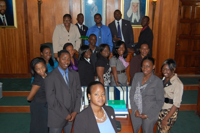 how to become a member of youth parliament