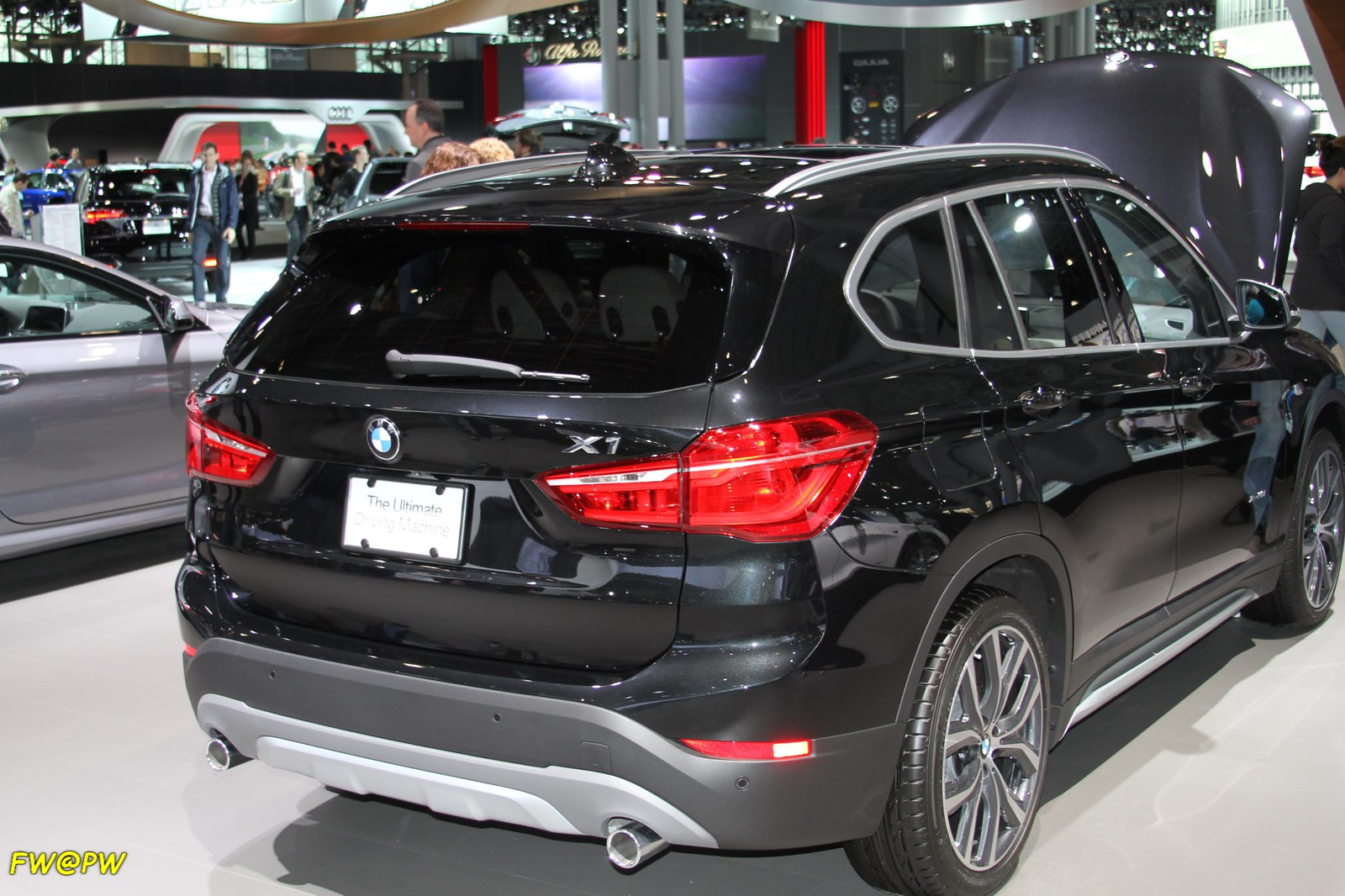 BMW X1 Launched in Pakistan. - 27016376105 356eaaed9e h