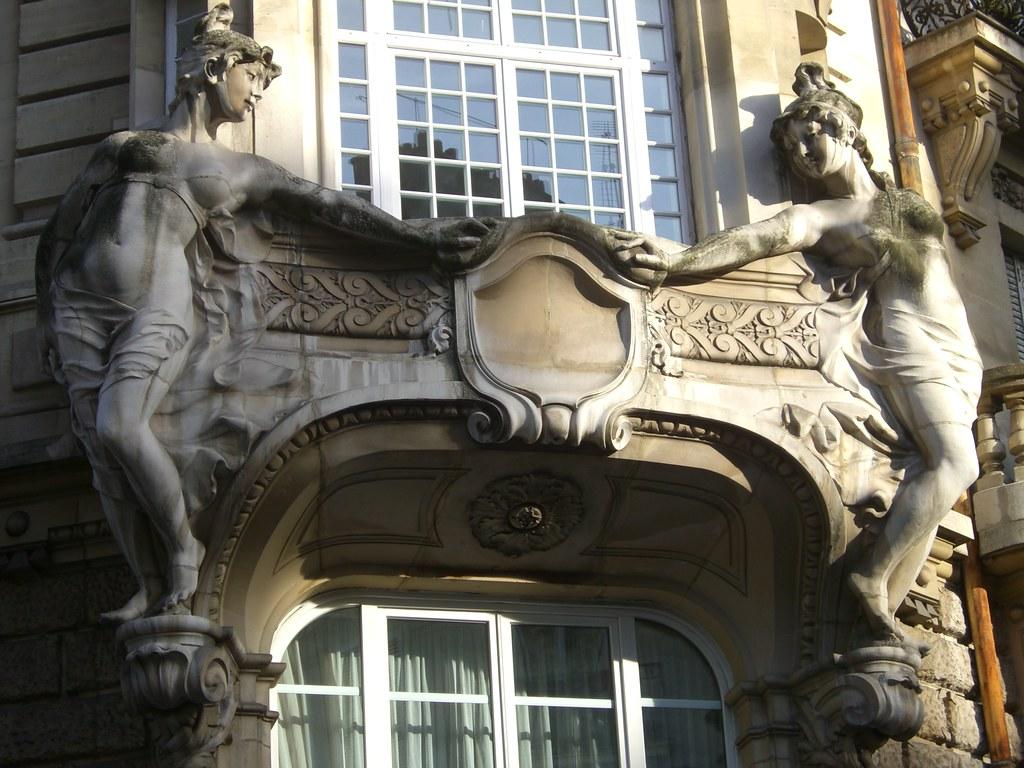 16 rue d abbeville 1897 paris xe architecte georges for Architecte abbeville