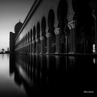 Shk. Zayed Grand Mosque (Explored) | by heshaaam