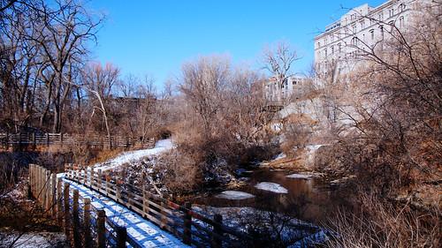 Downtown Minneapolis River Walk 1
