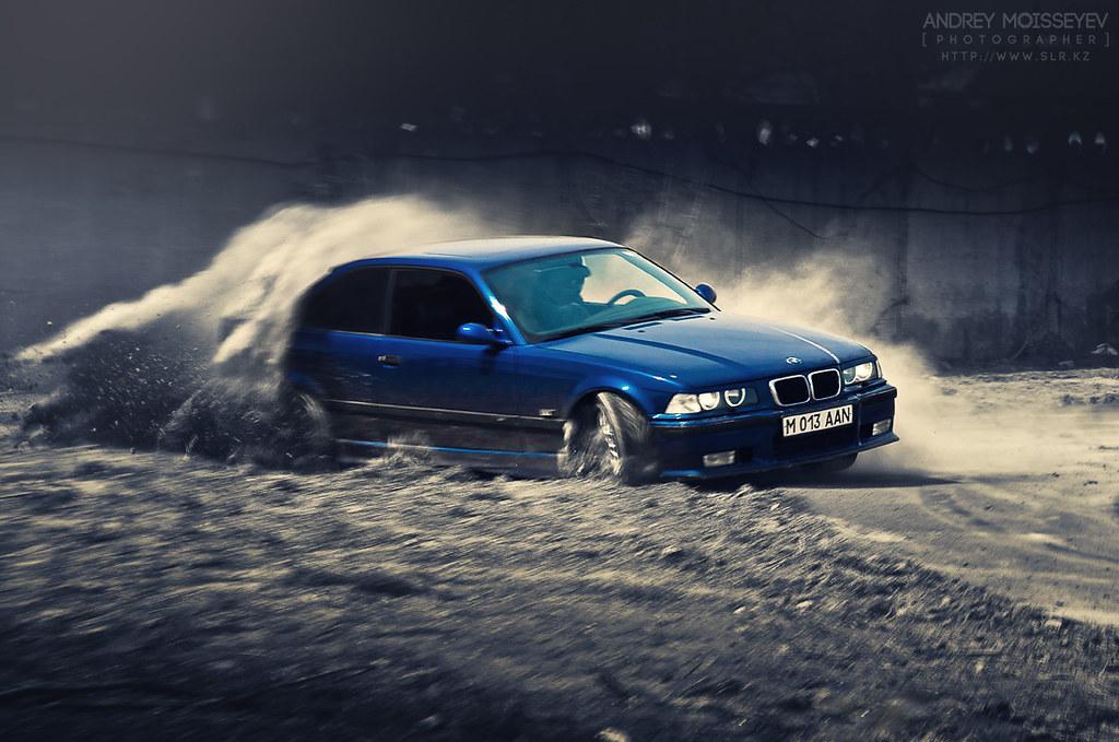 BMW Drift To Rally Andrey Moisseyev Flickr