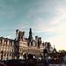 The Hôtel de Ville, Paris