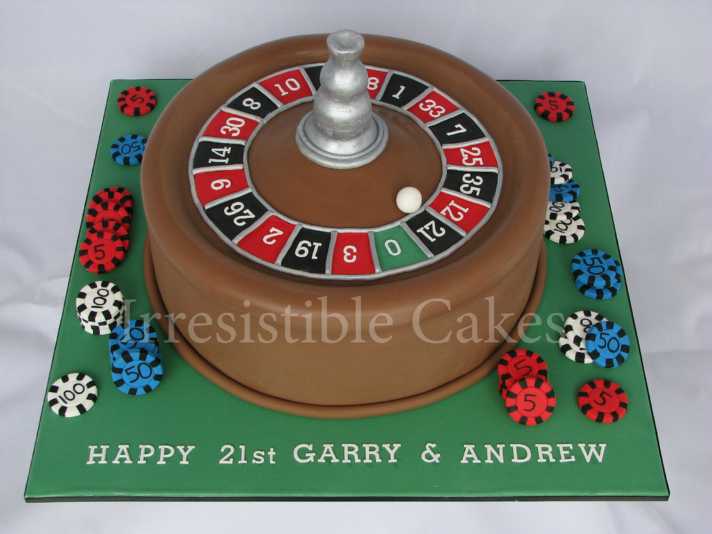 How To Make Roulette Cake