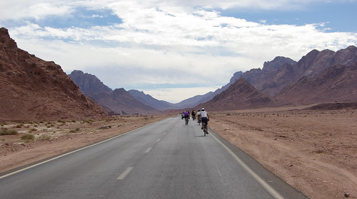 Sianai Desert | by The Hungry Cyclist