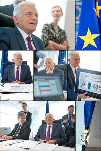 End of mandate Facebook chat with President Buzek | by European Parliament