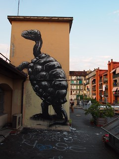 Torino-(IT) -La Fabrica | by ROA !