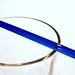 Blue Glass Rod