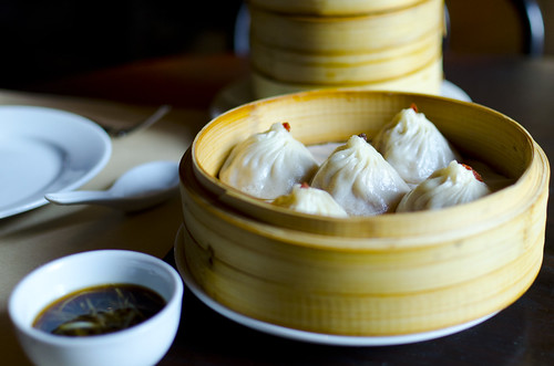 Chinatown Brasserie - Shanghai Soup Dumplings | by Cheeryvisage