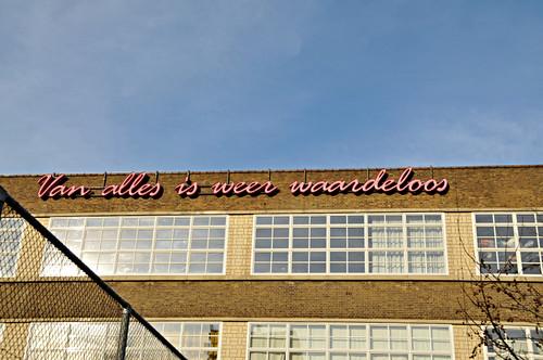 cc Flickr FaceMePLS Kunst Lange Hilleweg Rotterdam