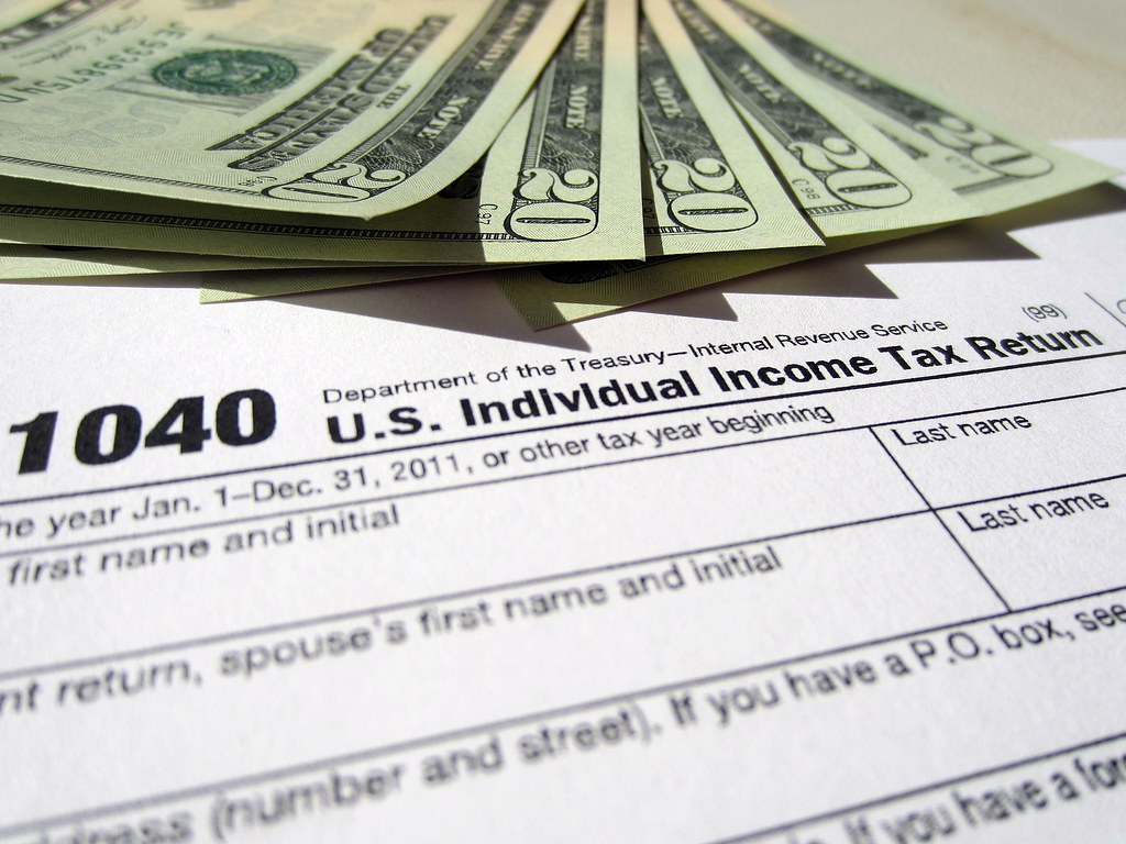 Income Tax Return Child Care Expenses Approximate Back