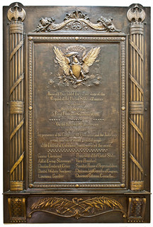 Cornerstone Centennial Plaque | by USCapitol