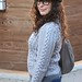 Knit Style: Rebecca Cabled Sweater