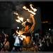 Fire Dancer in Phuket Town