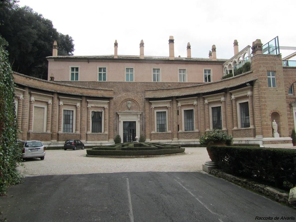 Giulio Romano Villa Madama