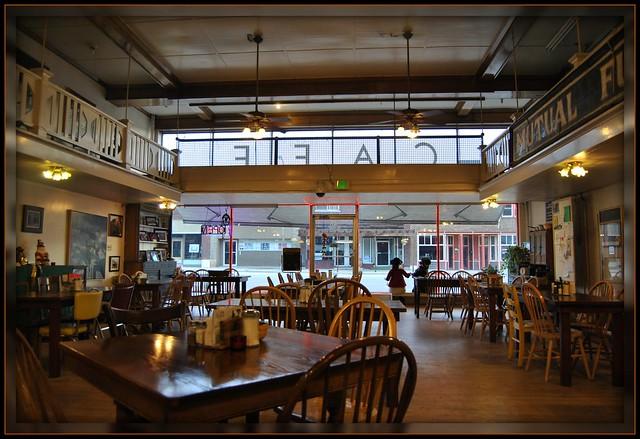 Steve S Cafe Meridian