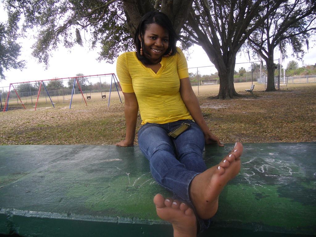 All sizes | my girl pretty ebony feet | Flickr - Photo