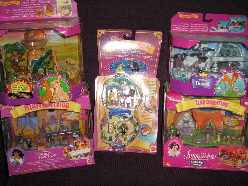 Disney Tiny Collection...