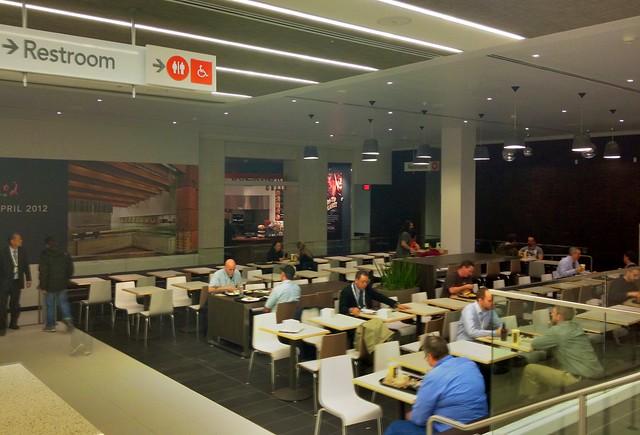 Metreon Food Court Restaurants