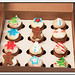 spicey gingerbread cupcakes