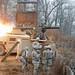 Humvee missile training