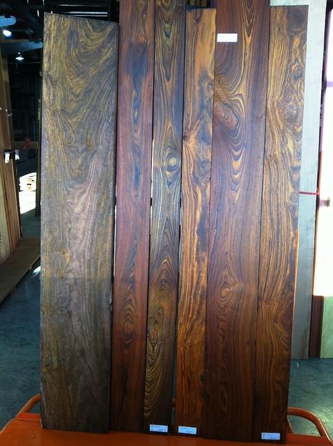 Cocobolo Exotic Hardwood Lumber Flickr Photo Sharing