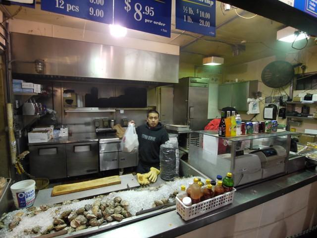 Flickr photo sharing for Washington dc fish market