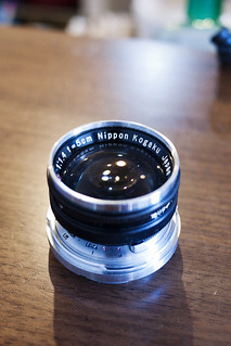 Amedeo Adpater + Nikkor-S.C 5cm | by The Johann Espiritu™