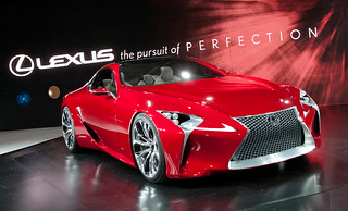 NAIAS_Lexus_LFLC | by Car Fanatics