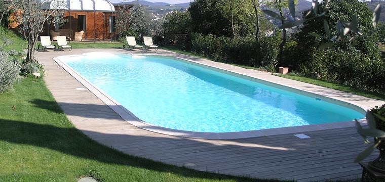 Piscina barbara la piscina degli sportivi e delle - Del taglia piscine ...