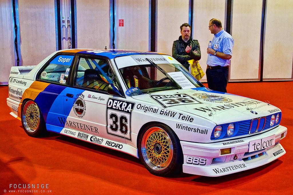 Bmw E30 M3 Touring Car Steve Soper S E30 M3 Touring Car