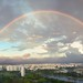 Singapore rainbow